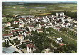 BOULAY LA COLLINE ST ETIENNE VUE AERIENNE - Boulay Moselle