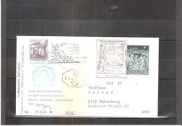 FDC Autriche Par Ballon 1968 (à Voir) - Par Ballon