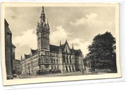 1 Ansichtkarte Braunschweig Rathaus - Braunschweig