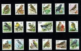 """51 """"oiseaux""""  **  Tous Différents  Fac +36 Euros  Voir Scans - 1985-.. Pájaros (Buzin)"""