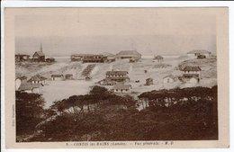 Cartes Postales Ancienne - Contis Les Bains Vue Generale - France