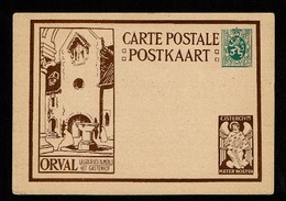 2 Cartes Postales ORVAL - Bélgica
