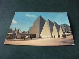 BELGIO ESPOSIZIONE UNIVERSALE DI BRUXELLES BRUSSEL 1958 PADIGLIONE GRAN BRETAGNA U.K. - Esposizioni