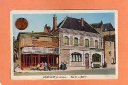 CPA * * GRANDPRE * * Rue De La Mairie - Altri Comuni