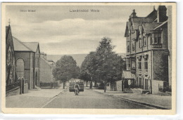 1 Postcard Other Ithon Street - Llandrindod Wells - Pays De Galles