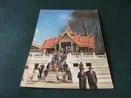 BELGIO ESPOSIZIONE UNIVERSALE DI BRUXELLES BRUSSEL 1958 PADIGLIONE TAILANDIA THAILANDE - Esposizioni