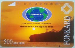 PLDT Tamura APEC Summit 500 Units  MINT - Philippines