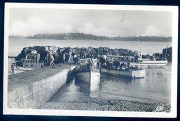 Cpa Du 22 Point De L' Arcouest Embarquement Pour L' île De Bréhat    ...  Environs De  Paimpol  SEPT18-29 - Paimpol