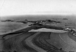 CPSM  LOCQUEMEAU - Vue Panoramique. - Autres Communes