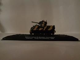 Véhicule  M163 A1 VULCAN - 5th Batallion ,2nd Artillery Régiment     Dong Tam ( Viet Nam )  1969 1/72- Neuf - Altaya - Voitures, Camions, Bus