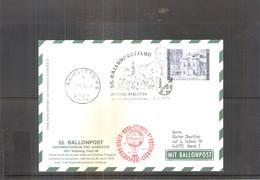 Österreich 1976 - Karte Ballonpost - Par Ballon
