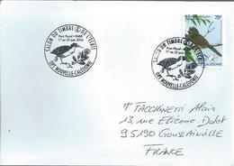 """NOUVELLE-CALEDONIE : Enveloppe Y&T N° 979 Du 17 Au 25 Juin 2006 """"Salon Du Timbre Et De L'écrit """" - Briefe U. Dokumente"""