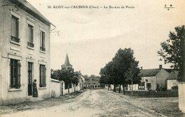 AUGY SUR L AUBOIS(POSTE) - Autres Communes