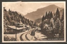 Carte P ( Suisse / Station Brünig-Kulm ) - BE Berne