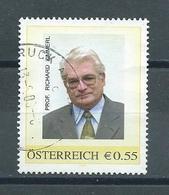 PERSONALISIERTE BRIEFMARKE Rundgestempelt Siehe Scan - Personalisierte Briefmarken
