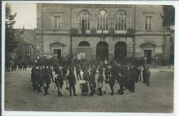Blamont-occupation Allemande 1917-carte Photo - Blamont