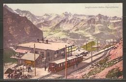 Carte P ( Suisse / Station Eigergletscher - Jungfraubahn ) - BE Berne