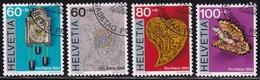 Suisse Schweiz 1994 Pro Patria Volksart Kompletter Satz Michel 1527 / 1530 - Pro Patria