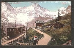 Carte P ( Suisse / Chemin De Fer / Mürrenbahn ) - BE Berne