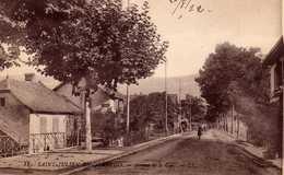 Avenue De La Gare. - Saint-Julien-en-Genevois