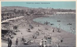PAIGNTON SANDS AND PROMENADE - Paignton
