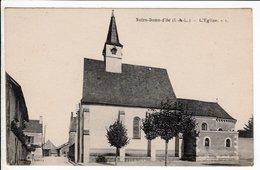 Cartes Postales Ancienne - Notre Dame D Oe L Eglise - Other Municipalities