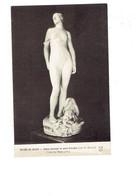 Cpa 21 DIJON - Statue Femme Nue DIANE Pleurant La Mort Chasseur Dévoré Par Un Chien - Par M. Dampt Envoi De L'Etat 1889 - Dijon