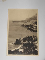 PRINCIPATO DI MONACO -  VIAGGIATA 1935 BN VG - Monte-Carlo