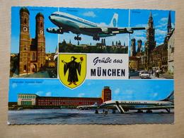 AEROPORT / FLUGHAFEN / AIRPORT         MUNCHEN - Aerodrome