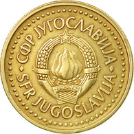 Monnaie, Yougoslavie, Dinar, 1986, TTB, Nickel-brass, KM:86 - Yougoslavie