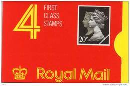 GREAT BRITAIN 1990 80p Penny Black Anniversary Booklet JB2 - Booklets