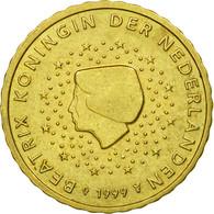Pays-Bas, 10 Euro Cent, 1999, TTB, Laiton, KM:237 - Pays-Bas