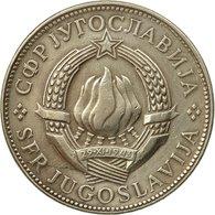 Monnaie, Yougoslavie, 10 Dinara, 1977, TTB, Copper-nickel, KM:62 - Yougoslavie