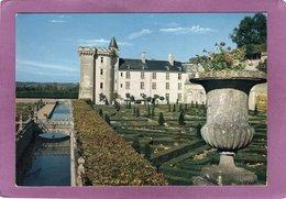 37 VILLANDRY Le Chateau XVe Et Les Jardins Renaissance - France