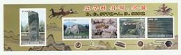 North Korea 2005 History-Relics (5)STRIP UM - Corea Del Norte