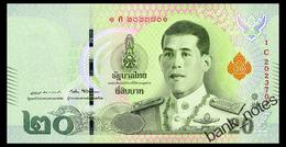 THAILAND 20 BAHT 2018 Pick New Unc - Thailand