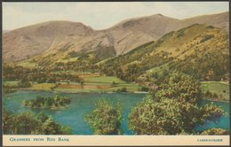 Grasmere From Red Bank, Westmorland, C.1960s - Salmon Postcard - Cumberland/ Westmorland