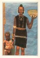 CP Explicative-Niger-Zinder-Peinture Murale                      L2680 - Niger