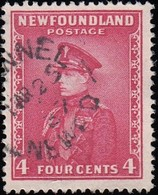NEWFOUNDLAND - Scott #189 Prince Of Wales / Used Stamp - 1911-1935 Reign Of George V