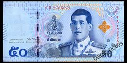 THAILAND 50 BAHT 2018 Pick New Unc - Thailand