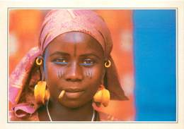 CP Explicative-Sierra Leone-Femme Djalloube                      L2680 - Sierra Leone