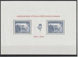 MiNr.169 (Block 6) Tschechische Republik: 1998, 25. Febr. Blockausgabe: Internationale Briefmarkenausstellung PRAGA '98. - Tschechische Republik