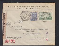 Spanien Espana Brief Madrid Censura Gubernativa - 1931-Heute: 2. Rep. - ... Juan Carlos I