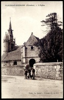 Cpa Du 29 Plouégat Guérand L' église   Sept18-29 - Other Municipalities
