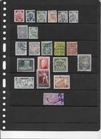 Lettonie - Collection Vendue Page Par Page - Timbres Neufs */oblitérés - TB - Lettonie