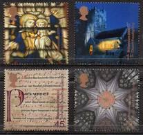 GREAT BRITAIN 2000 Millennium Projects: Spirit And Faith - 1952-.... (Elizabeth II)
