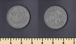 Bolivia 10 Centavos 1935 - Bolivia