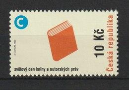 MiNr. 177 Tschechische Republik : 1998, 23. April. Welttag Des Buches. - Tschechische Republik