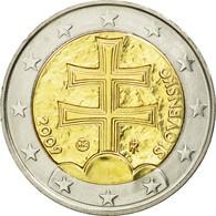 Monnaie, Slovaquie, 2 Euro, 2009, Kremnica, SUP, Bi-Metallic, KM:102 - Slovaquie