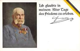 Kaiser Franz-Josef - Personnages